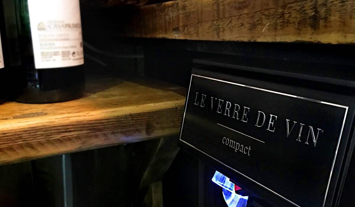 Le Verre de Vin compact install
