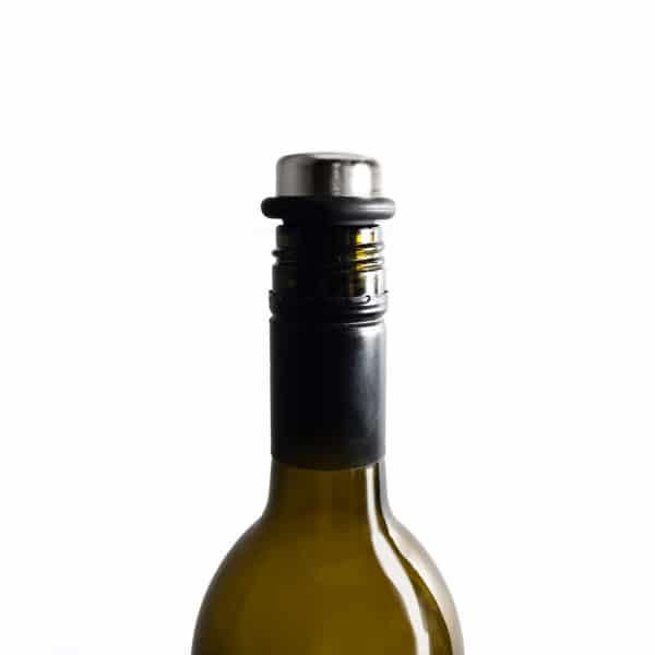 Silver eStopper Wine